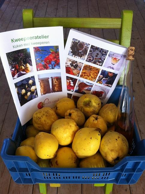 Kweepeer-kookworkshop met diner