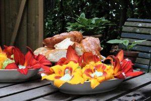 Groei&Bloei -Koken in de tuin, uit de tuin